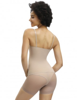 Exclusive Skin Adjustable Straps Full Body Shaper Lace Amazing Shape